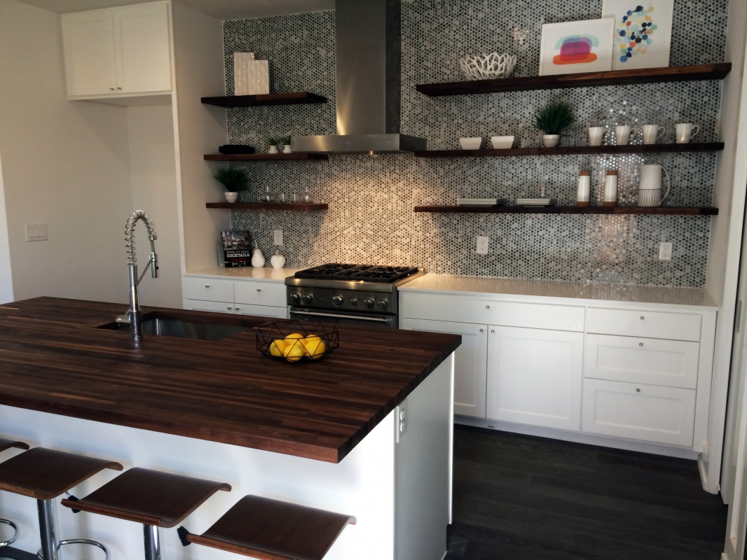 Cabinetry + Countertops